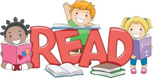 Reading Clipart 7764